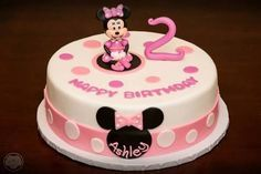 easy 2 year old birthday cake ideas girl - Google Search