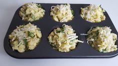 Gratinerte poteter med hvitløk, persille og bèarnaise – Snikgjest Baked Potato, Food And Drink, Potatoes, Baking, Ethnic Recipes, Mad, Potato, Bakken, Backen