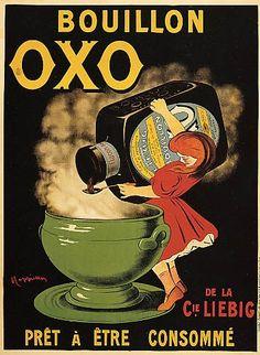 Boullion Oxo Posters