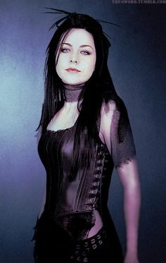 Mainly: Amy Lee. Others: Movies, Art in general. Amy Lee Evanescence, Janis Joplin, Emy Lee, Snow White Queen, Rock Y Metal, Goth Women, Goth Beauty, Metal Girl, Portraits
