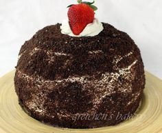 The Brown Derby Cake