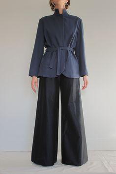 cacharel blue jacket - Bonsergent Studio