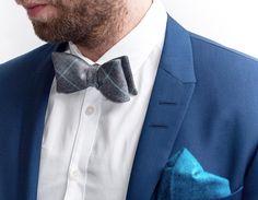 robinsondapper:    The Grey Blue Plaid bow tie handmade in 100% luxury Scottish wool in Copenhagen.  See more and shop at http://ift.tt/1O8nVt2.  #robinsonanddapper #luxury #scottish #wool #plaid #bowtie #handmade #heritage #mensfashion #menstyle #mensstyle #menswear #wedding #groom #formen #dapper #gentleman #suitup #copenhagen
