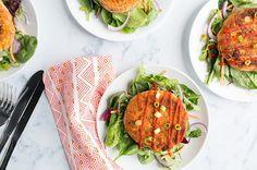 Recipe: Skinny Sweet Potato Tuna Cakes