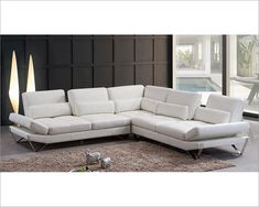Leather Sectional Sofa in 2018