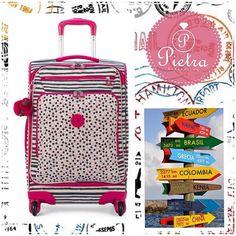 Se preparando para viajar no carnaval... Para onde for, vá de Kipling!!! @pietra.acessorios  snap: Pietra.acessorios ️interest : Pietra acessórios