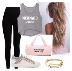 """""""F A S H I O N ✨"""" by lexiniccole on Polyvore featuring Pepper & Mayne, Sophia Webster, ban.do and Alex and Ani"""