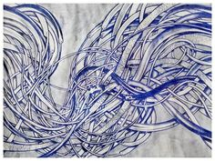 Day 165 Äkäslompolo Blue  Art by #junkohanhero #daily #artsy #drawings #arte #arty #artista #artes #acrylics #artist #artistico #kunst #artdisplay #artistic #paint #artlovers #drawn #artlife #artoninstagram #artscene #artwatchers #artlover #watercolorpencils #illustrations #konst #draweveryday #illustrationoftheday #worldofartists #draws