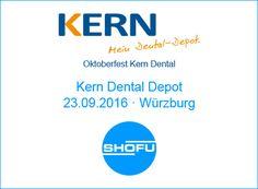 SHOFU Dental Blog: Oktoberfest Kern Dental · Würzburg