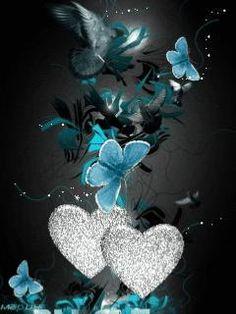 heart butterfly - Google Search