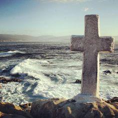 O mar de Corme A Coruña (vía @Ruth H. Domanski Alicea )
