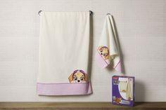 Paw Patrol Towel Set Towel Set, Paw Patrol, Reusable Tote Bags, Kids, Bathroom, Young Children, Washroom, Boys, Full Bath