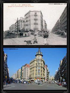 Ronda Universitat (Ref:CV0021) Archaeology, Landscaping, Spanish, The Past, Cats, Travel, Life, Barcelona City, Gatos