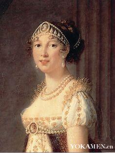 Caroline Murat - Regency