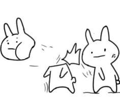 Cute Cartoon Images, Cute Love Cartoons, Cute Cartoon Wallpapers, Funny Images, Cute Love Memes, Cute Love Gif, Memes Humor, Memes Lindos, Mini Drawings