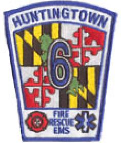 Huntingtown Volunteer Fire Department Logo