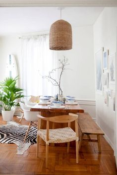 See more images from before & after: we found your dream dining room on…