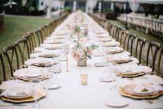 Sweetgrass Social wedding at Legare Waring House. Amanda & Matt. Rustic, floral table scape.