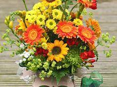 Flowers Newcastle- Cosmic Flower Shop - www.cosmicflowershop.co.uk