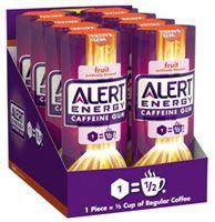 Adventures in Marketing: Wrigley's Caffeinated 'Energy Gum'