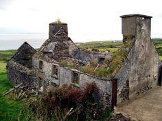 Waterville,Ireland- abandoned