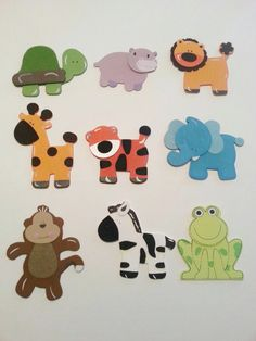 Animal Outlet Socket Plug Covers  Zoo Safari by AlbonsBoutique, $3.50
