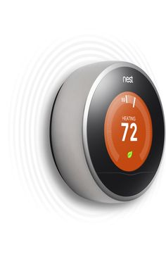 I didn't buy the Nest when it first came out, and now v2 is even better. I want one. Bad. So damn smart.