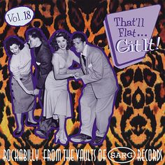 That'll Flat Git It Vol. 18 { Various Artists }: Ibs, Various Artists, Rock N Roll, Playboy, Ronald Mcdonald, 18th, Flats, Music, Youtube