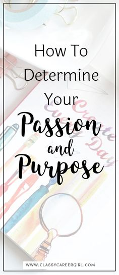 How To Determine Your Passion and Purpose  The Fall Challenge has officially started!! I am so excited to help you find your passion! As part of the challenge, I'll be jumping on Facebook Live every single day this week.  I am so excited to tackle your questions and help you all move your career forward. Please sign-up for the challenge the challenge if you haven't yet. I am serious when I say it's my best content EVER in these trainings. I am so inspired when I listen to them so I know you…
