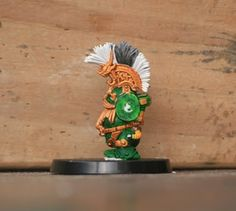 Squat Clan Champion (Bob OLLEY Exo Squat with Fyreslayer plumes).