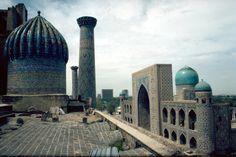 Registan, Uzbequistão