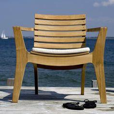 Regatta Lounge Chair by Hans Thyge
