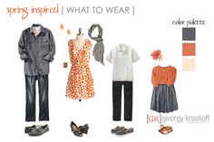 spring inspired [what to wear] Style Guide by Givorgy Kraskoff Photography