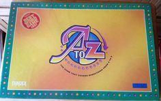 FUNDEX  A TO Z BOARD GAME  SEALED NEW IN BOX-MINT! #Fundex