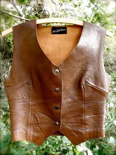 women-s-sexy-brown-leather-vest