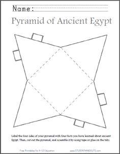 Resultado de imagen de ANCIENT EGYPT project for kindergarten