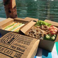 使い捨てだから楽チン♩100均ペーパーランチボックスの使いこなし術15選 - macaroni Bistro Design, Bento Box Lunch, Food Packaging, Food Cravings, Deli, Catering, Bakery, Yummy Food, Cooking