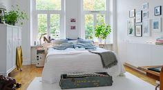 Las claves de los dormitorios de inspiración nórdica