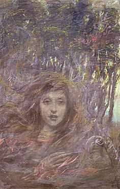 Vision through Woods by Alice Pike Barney
