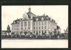 City Žatec / Saaz | Ústecký kraj / Region Aussig | old Postcards Old Postcards, Louvre, World, City, Building, Travel, Europe, Postcards, Viajes