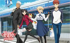 Fate/stay night キャンペーン