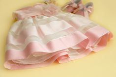 Stripes and shades of pink make the perfect dress for more event dresses for your little one check out www. Fairytale Dress, Event Dresses, Stylish Dresses, Little Princess, Dress For You, Ballet Skirt, Stripes, Shades, Skirts