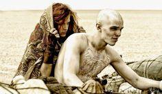 Riley Keough and Nicholas Hoult Mad Max: Fury Road | 2015