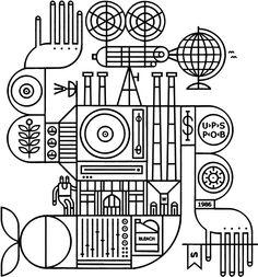 ANONYMOUS - Raymond Biesinger Illustration Inc. Like and Repin. Thx Noelito Flow. http://www.instagram.com/noelitoflow