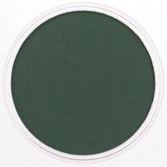 PanPastel® Ultra Soft Artists' Painting Pastel Permanent Green Extra Dark: Green, Pan, Ultra Soft, (model PP26401), price per each