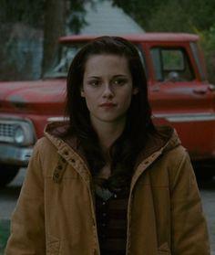 Bella's hair in New Moon