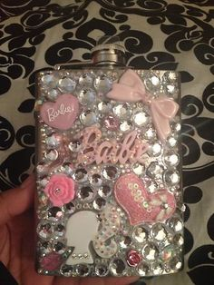 Barbie flask!!! Must have!