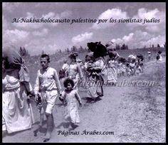 """""""El palestino es el Holocausto más largo de la humanidad"""""""