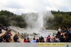 Wai O Tapu: O maior parque geotermal da Nova Zelândia em #Rotorua