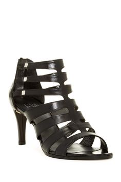 Outbound Leather Heel by Stuart Weitzman